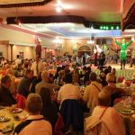 Istanbul new years eve party at sultanas restaurant